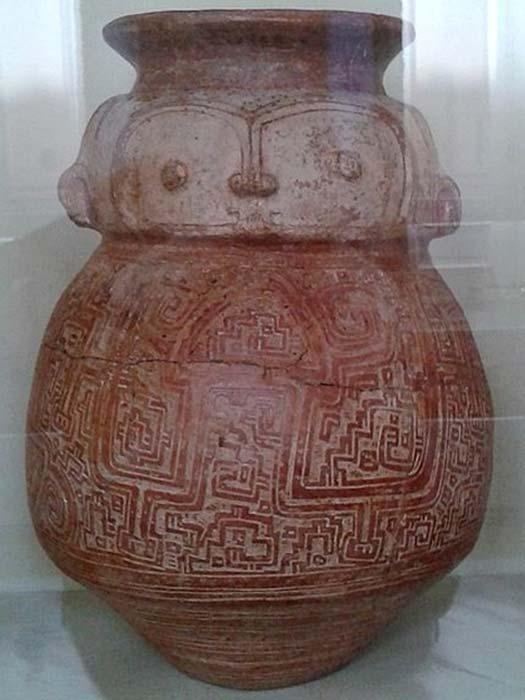Several Inca pots were discovered. (Dornicke / CC BY-SA 4.0)