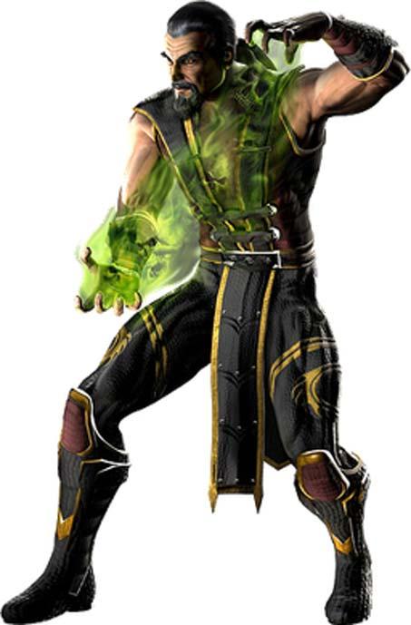 "Shang Tsung, as he appears in ""Mortal Kombat vs. DC Universe"". (Fair Use)"