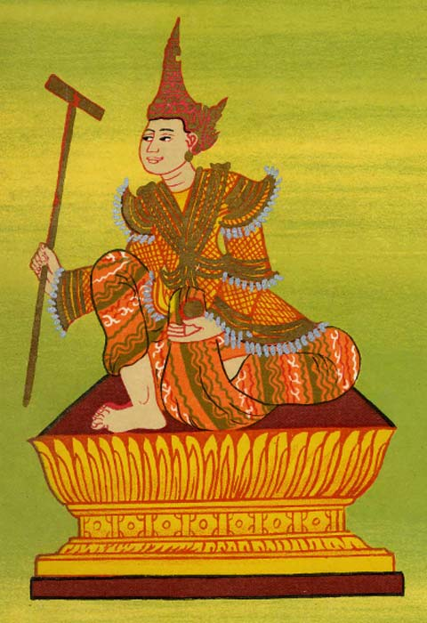 Illustration of Shwenankyawshin.
