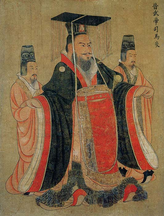 Sima Yan, Emperor Wu of Jin. (Public Domain)