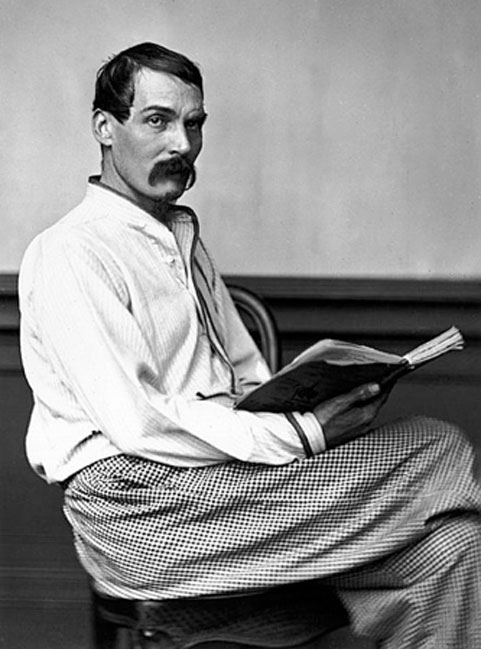Sir Richard Francis Burton, 1864 (public domain)