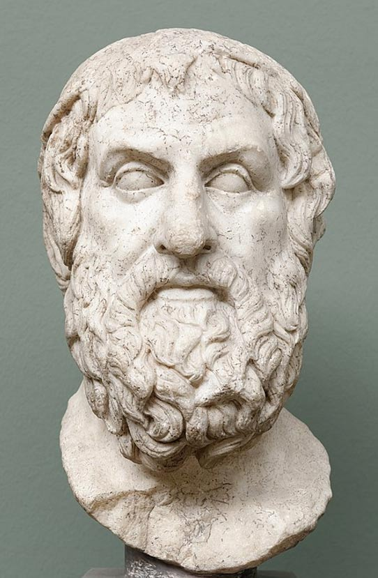 Sophocles lived a long and fruitful life, serving Athens and writing over 120 plays
