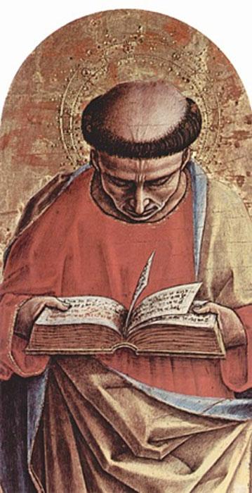 St Bartholomew (1473) by Carlo Crivelli. (Public Domain)