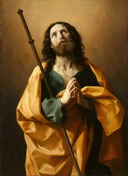 St James the Great by Guido Reni, 1636
