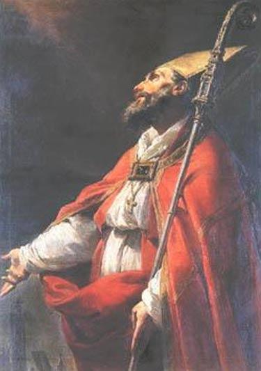 St. Petronius.