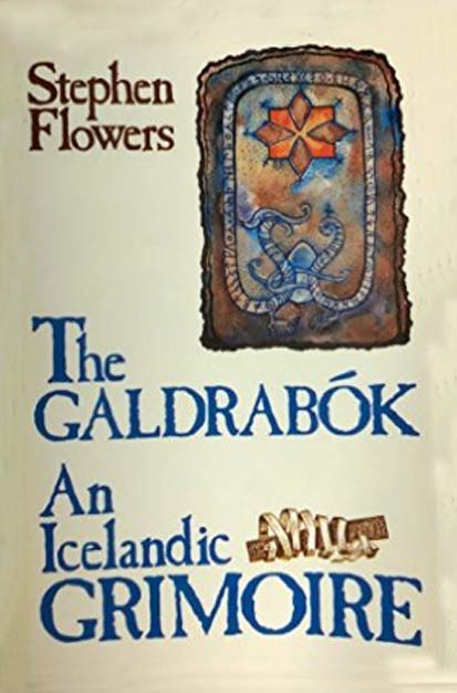 Stephen Flower's translation of the Galdrabok