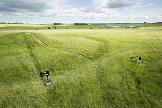 The Stonehenge Hidden Landscapes Project