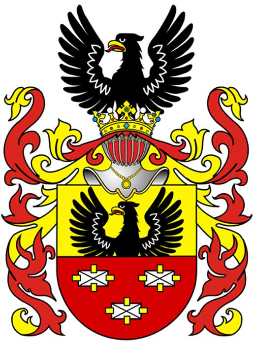Sulima coat of arms.