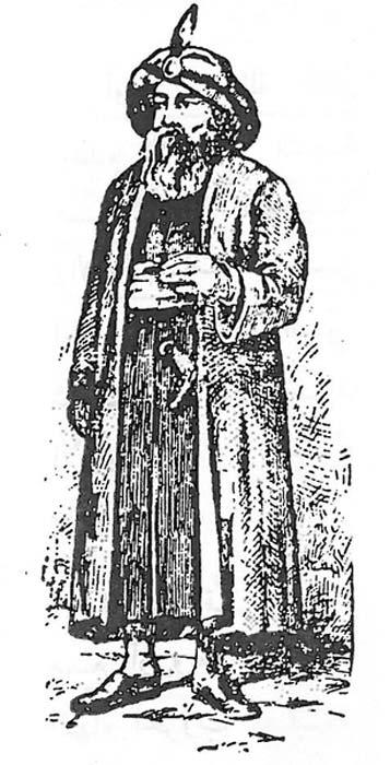 Representational image of Sultan Baibars I.