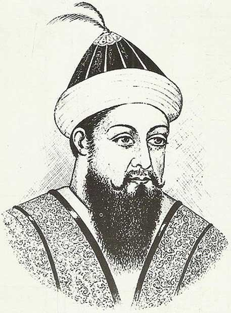 Sultan Ibrahim Lodhi was an Afghan Emperor in Delhi, India. His empire included eastern Afghanistan, all of Pakistan, and northern India. (Public Domain)