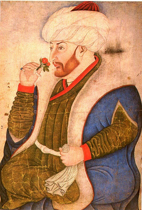 Sultan Mehmed II ordered the initial construction around the 1460s.