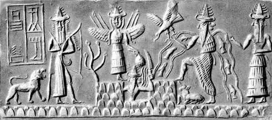 stories of creation in babylonian and chinese myth essay Free term papers & essays - similarities and differences in creation myths, myt.