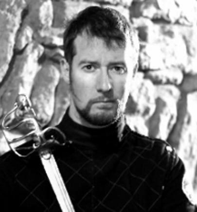 Swordsmith and Maestro, Paul Macdonald is considered one of the top historical sword experts in the UK