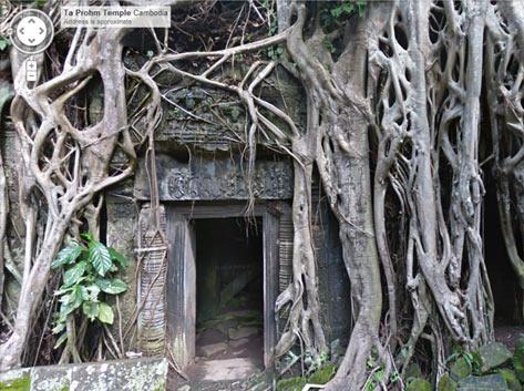 Ta Prohn Temple Cambodia