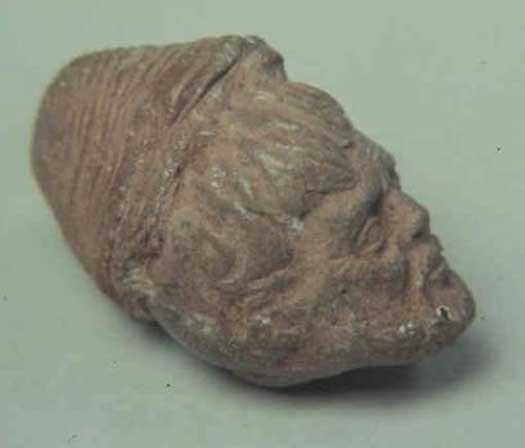 The Tecaxic-Calixtlahuaca head.