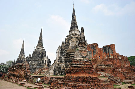 Thailand: Ayutthaya