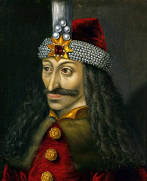 The Ambras Castle Portrait of Vlad III.