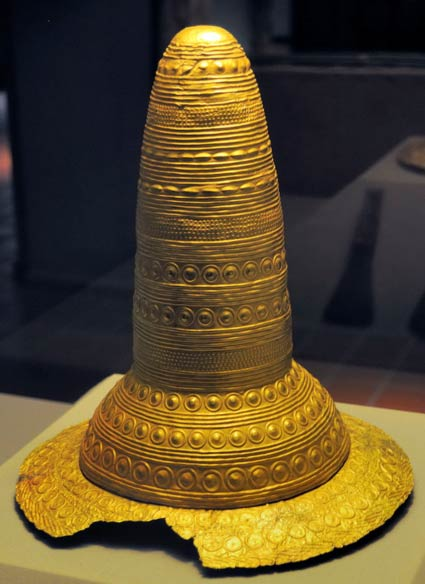 The Golden Hat of Schifferstadt