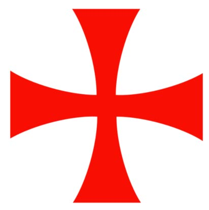 The Knights Templar Cross
