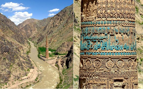 The Minaret of Jam, Afghanistan