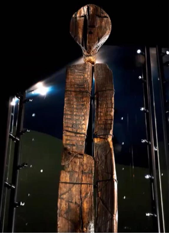 The Shigir Idol