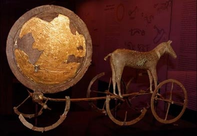 The Trundholm Sun Chariot