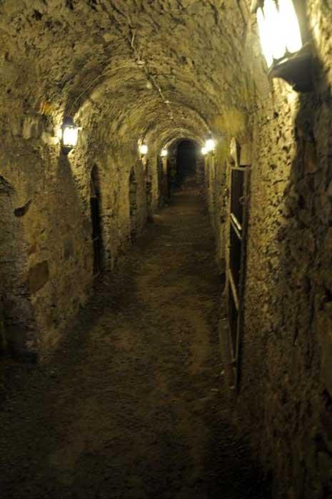 The vaults under St. Michan's Church, Dublin, Ireland. (Jennifer Boyer/CC BY 2.0)
