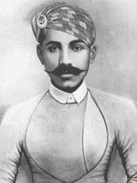 Thug Behram, regarded as one of the biggest mass murderers.