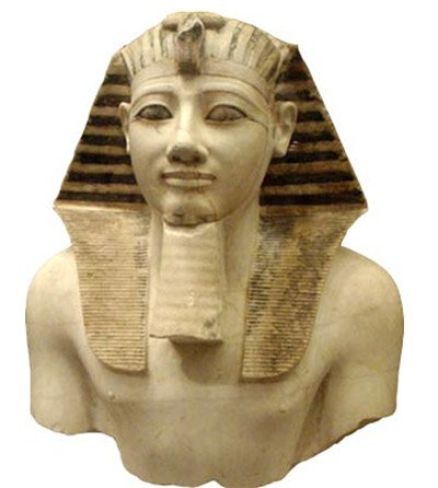 Hatshepsut's son, Thutmose III, tried to have all traces of her wiped from history.