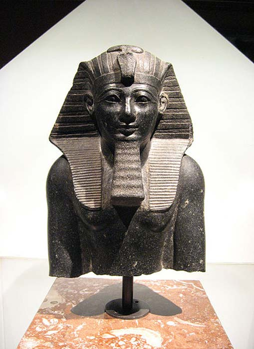 Bust of Thutmosis III
