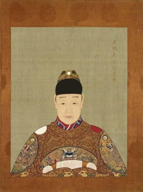 Tianqi Emperor.