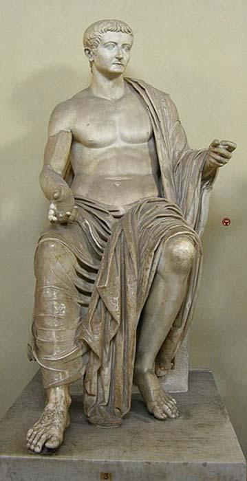 Tiberius Caesar.