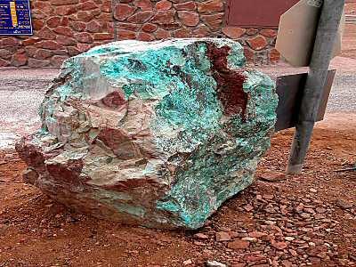 Timna copper ore