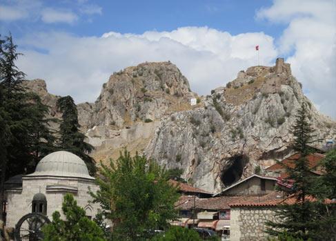 Tokat Castle, Turkey