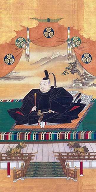 Tokugawa Ieyasu. (Public Domain)