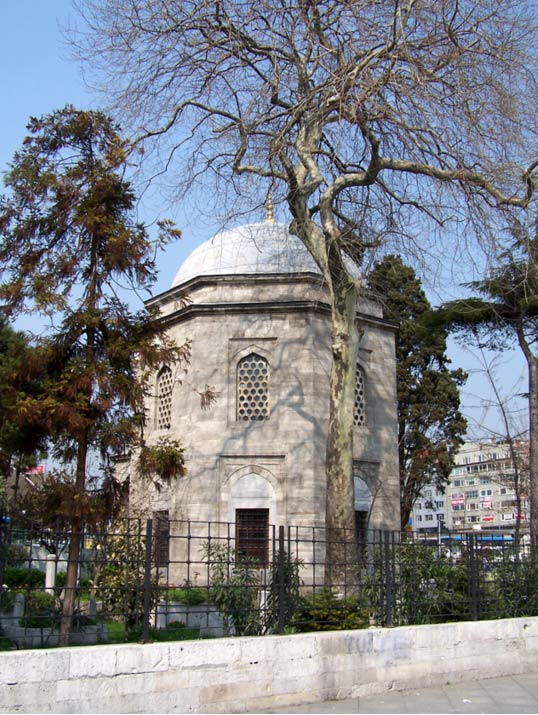 Tomb of Hayreddin Barbarossa in the Beşiktaş district of Istanbul