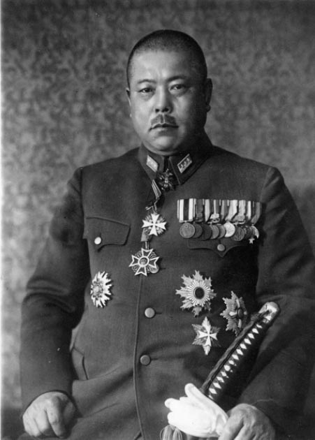 Tomoyuki Yamashita was the Japanese general who hid the plundered treasure – dubbed Yamashita's Gold. (Meeepmep / Public Domain)