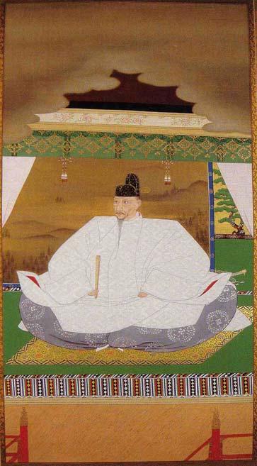 Toyotomi Hideyoshi.