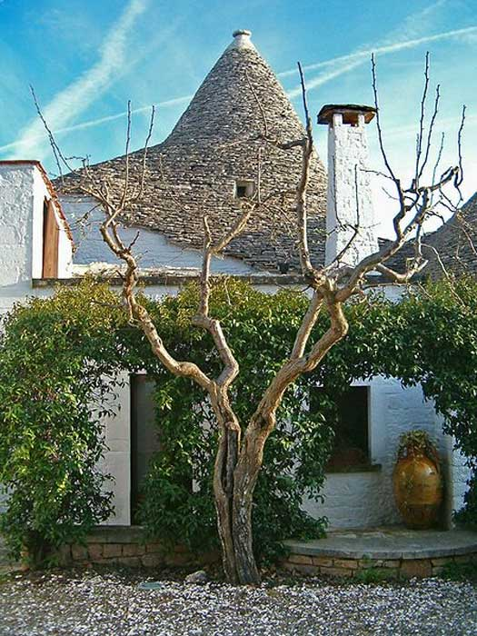 Trullo in Alberobello.