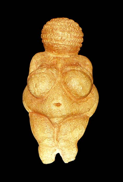 The Venus of Willendorf