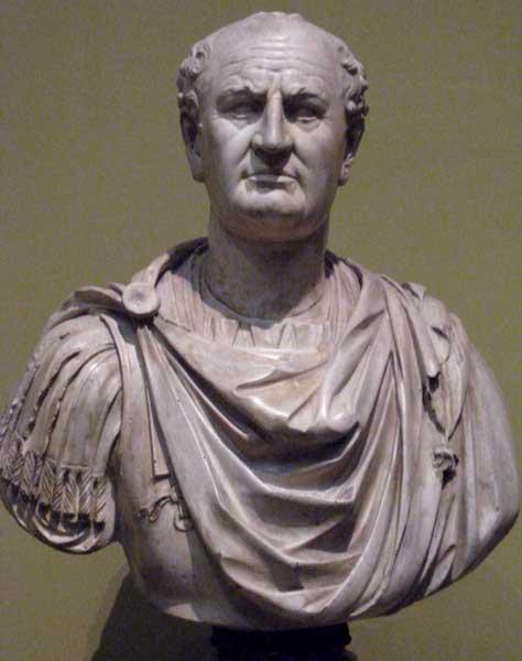 Vespasian.