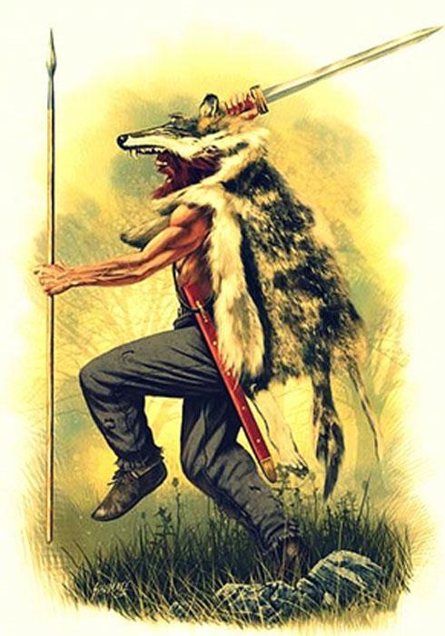 Viking Berserker. (Lobo Berserker/CC BY SA 4.0)