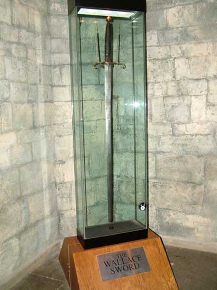 The Wallace Sword.