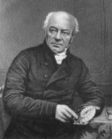 William Buckland, circa 1845.