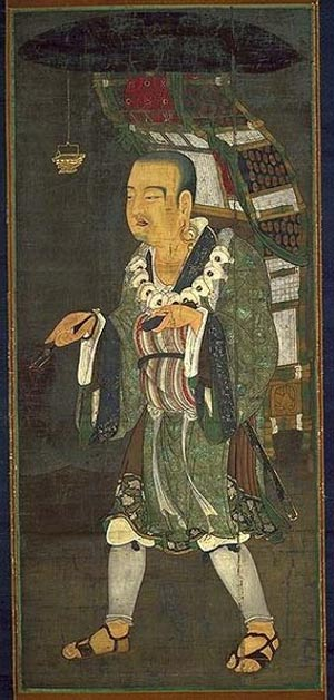 Xuanzang on his journey to India.
