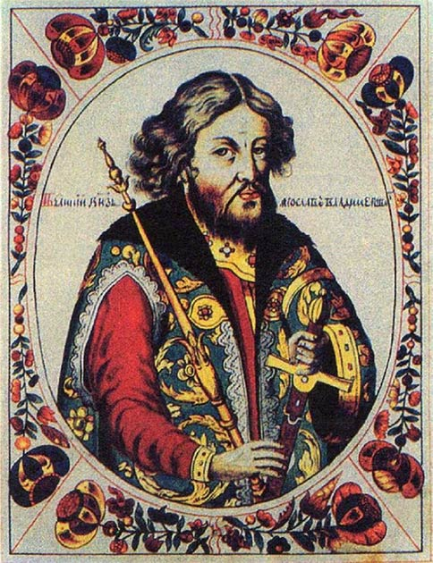 Yaroslav the Wise leads the Kievan Rus' to their greatest glory (Public domain)