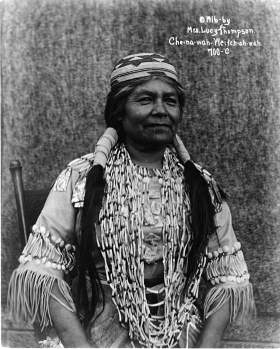 """""""Lucy Thompson, To the American Indian: Reminisces of a Yurok Woman, 1916"""""""