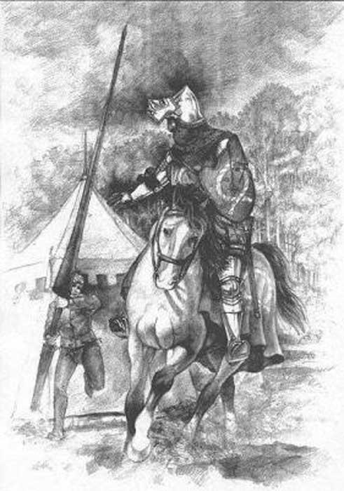 Zawisza Czarny: The Black Knight.