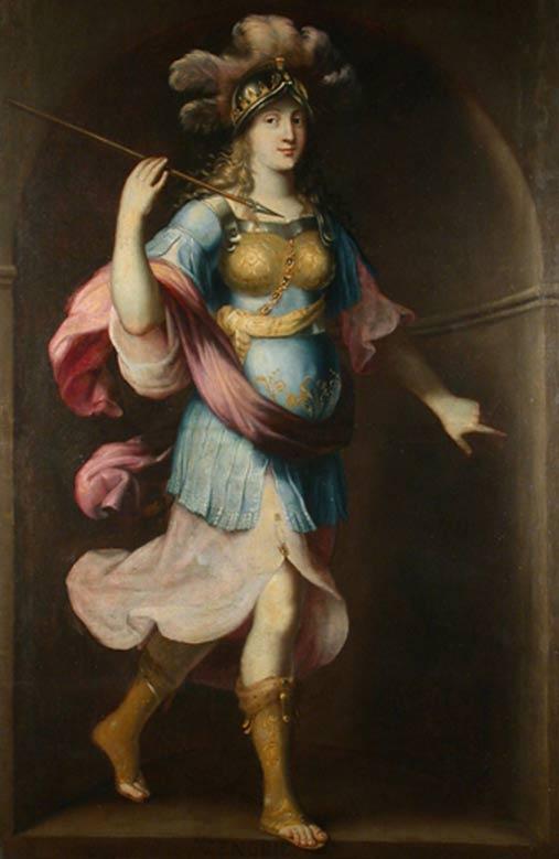 Zenobia by Carlo Antonio Tavella