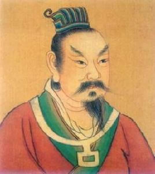 Zhu Wen. (Public Domain)